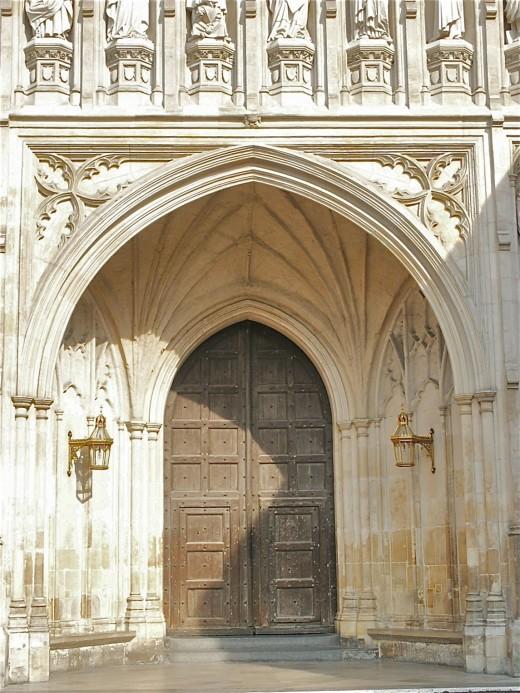 Westminster Cathedral Door