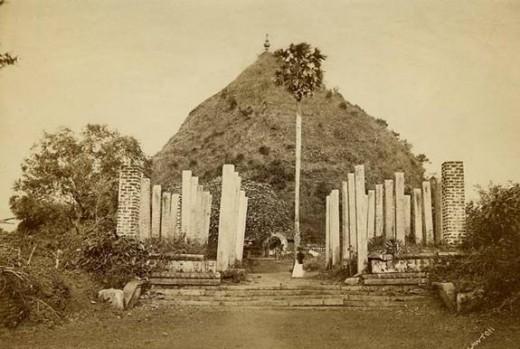 Ruwanwelisaya - Anuradhapura