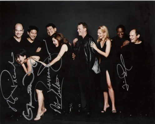 Star Trek Voyager Cast Autographs - Authentic and obtained in person