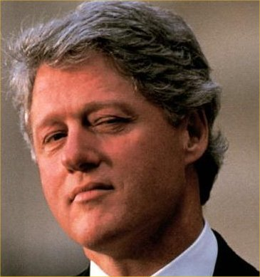 Bill Clinton  former President of the United States, founder of the Clinton Global Iniative.
