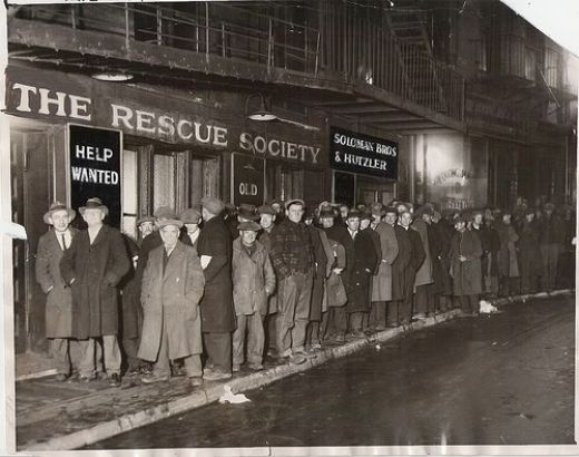 We are almost there.  The Federal Reserve did not Stop the First Great Depression and it won't stop the SECOND!