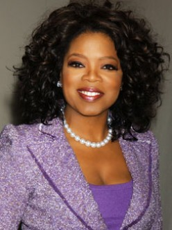 Oprah Winfrey: Her Favorite Things O List Is Hot Stuff - Get the KINDLE!