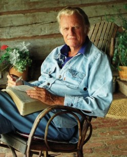Billy Graham an American icon in religious leadership