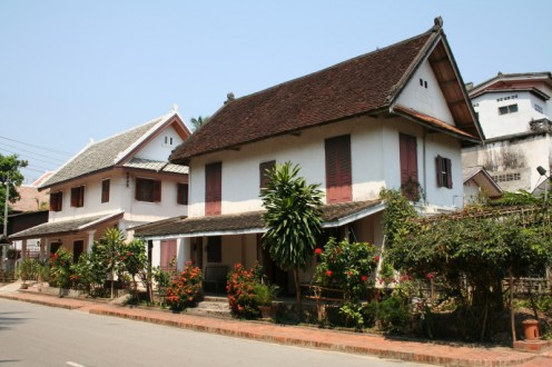 Historic, beautiful Luang Prabang