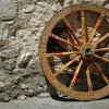 How the Wheel was Reinvented