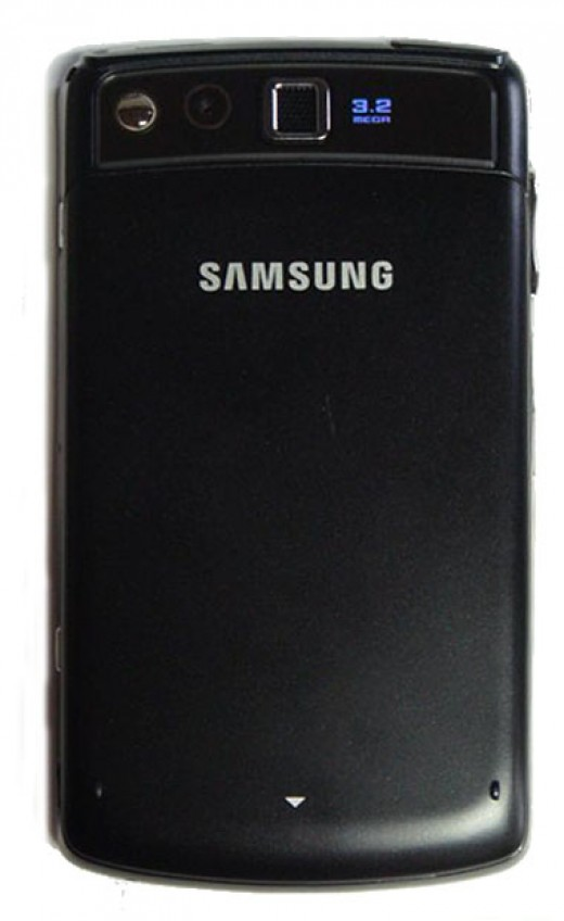 Samsung Intrepid 3.2 Megapixel Camera and Video Camcorder