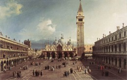 St Marks Square, Venice