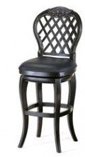 barstools with backs, although elegant and comfortable, can be cumbersome.