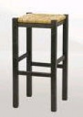 Backless bar stools save a lot of space and are easy to move around. There are tons that are quite stylish.