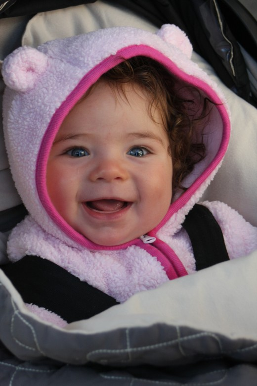 Nora Elizabeth, 6 months   deedsphoto