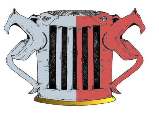 This tankard is always this oddly colored - making it even more noticable...