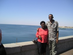 Egypt Part 5:  Aswan Dam and Lake Nasser