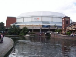 Birmingham's canal network