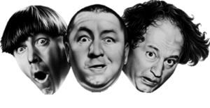 Official Stooges' logo since 1994