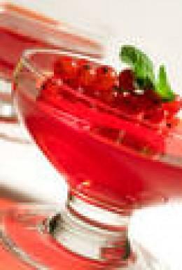 Red gelatine