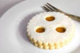 Linzer biscuit