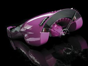 Colani Sport Car