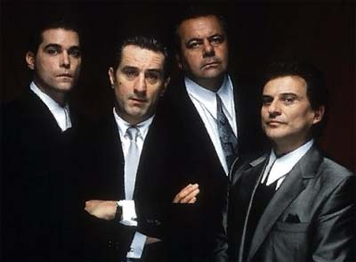 GoodFellas - They sure do look like mobsters