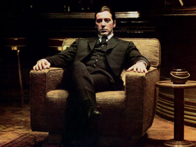 Godfather the first movie
