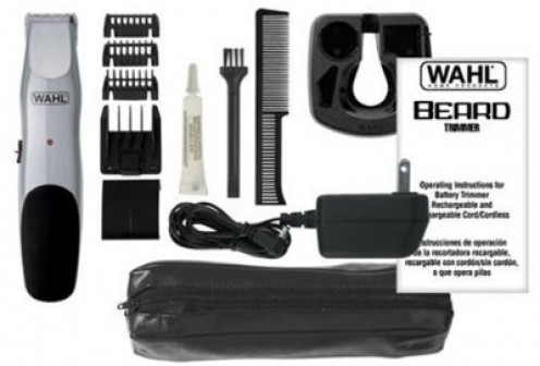 All the accessories that come with the Wahl 9918-6171 Groomsman
