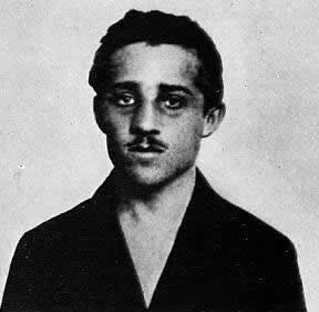 Gavrilo Princep the assasin
