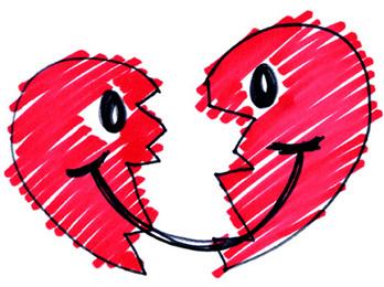 Smile through that Broken Heart! by rlz