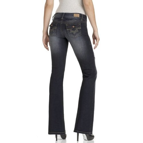 Hydraulic Boot Flare Jeans