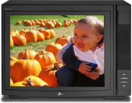 Hospital grade zenith television - H20J55DT