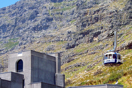 Lower Cableway Station