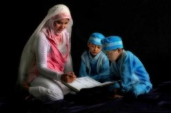 What does Islam the quran and Allah say about family and children?