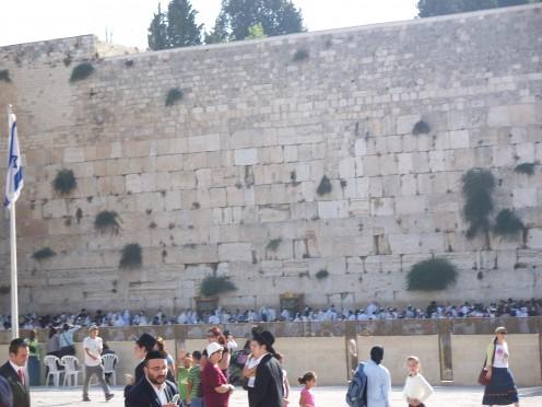 Western Wall: Jerusalem, Israel