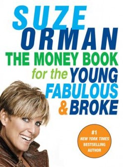 Tips from financial expert Suze Orman