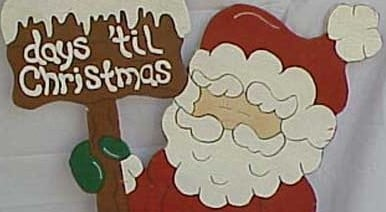 Days 'til Christmas-The Christmas Countdown