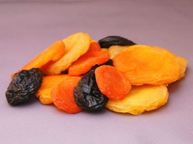 apricots, nectarins and peaches