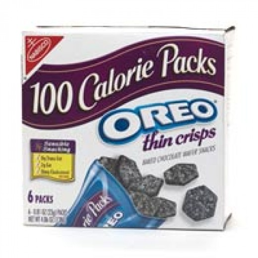 Oreo 100 Calorie Packs