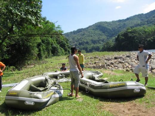 Padas river - Kota Kinabalu