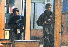 Terrorists attacking a Hotel in Mumbai, India.................Photos courtesy Flickr.
