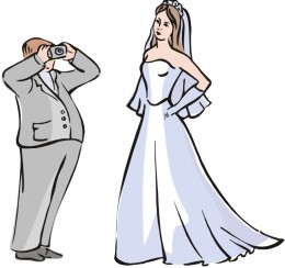 Wedding photographer.