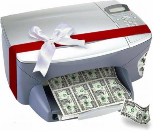 We as Citizens have got to put a Stop to Bankers Printing Money for themselves.
