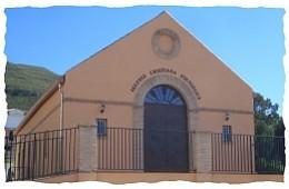 Daniel Del Vecchio's first 'free' church in Spain, started 1964