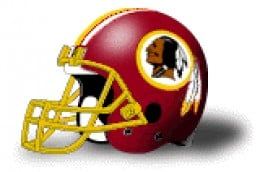 Redskins 3-8