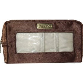 PurseN Make-up Bag with 3 compartments