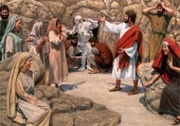 Lazarus Resurrection
