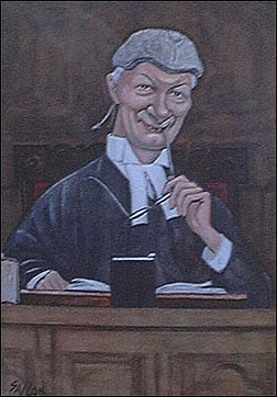 """""""The House of Commons starts its proceedings with a prayer. The chaplain looks at the assembled members with their varied intelligence and then prays for the country.""""        LORD DENNING"""