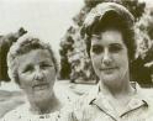 Betty Cash and Vickie Landrum UFO Sighting