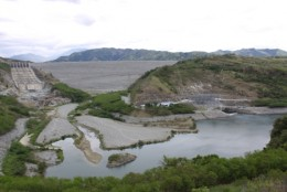 345 MW San Roque Multipurpose located in San Manuel, Pangasinan