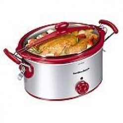 Sadly, this Hamilton Beach slow cooker model is currently unavailable.