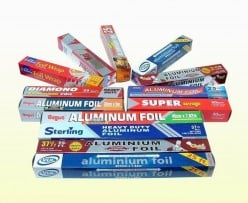 Helpful Hints By Fastfreta....#1...Unusual Uses For Aluminum Foil