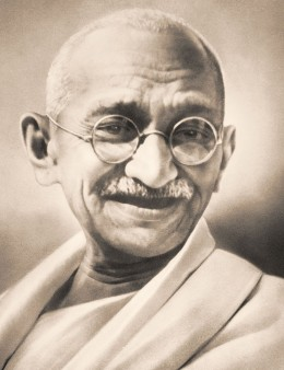 Mahatma Gandhi never received the Nobel Peace Prize, though he was nominated for it five times between 1937 and 1948.