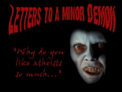 Letter from Berith to a minor demon.